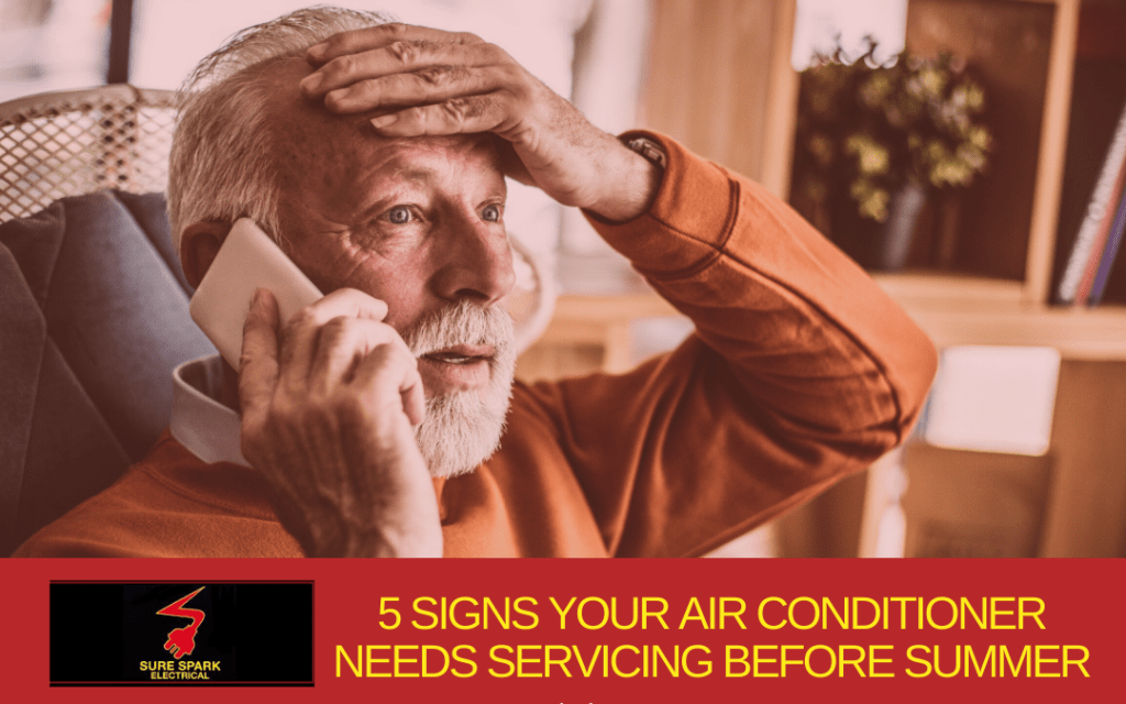 5 Signs Your Air Conditioner Needs Servicing before Summer