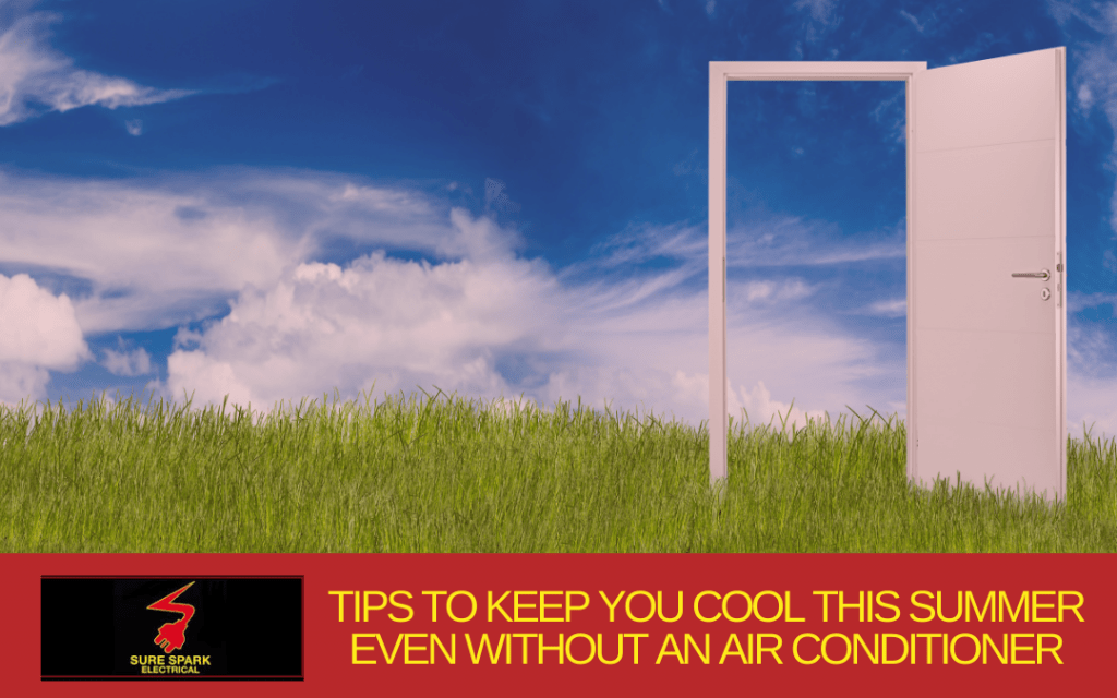 Tips to keep you cool this summer even without an air conditioner
