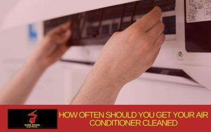 How Often Should You Get Your Air Conditioner Cleaned
